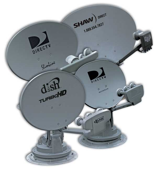 Dish Network For Rv >> Winegard News Releases